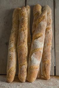 Zuurdesem stokbrood 6 klein volledig